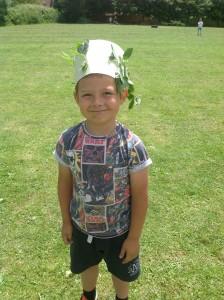 Alfie hat