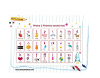 Phase-Word-Mats