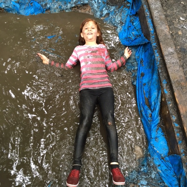 The Muddy Challenge Course @ PGL! - Kemsley Primary Academy